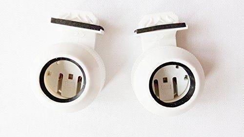 Impermeable t5ho foco t5 de socket diy parte iluminacion ree