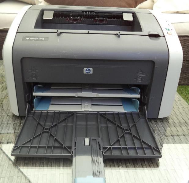 Impresora hp laserjet 1010. 100 operativo. delivery