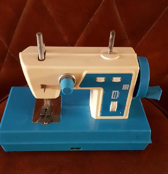 Maquina coser de mesa juguete unica