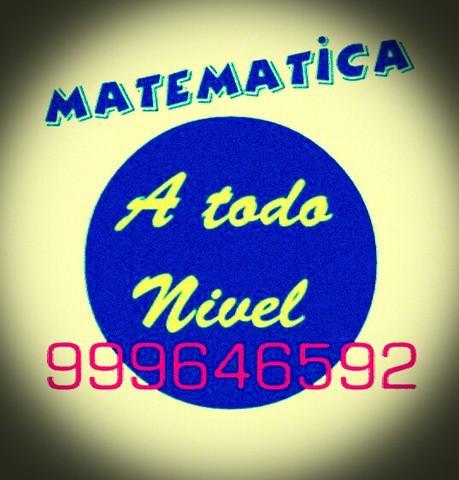 Matematica a domicilio. s/.15 hora. para escolares (4to y