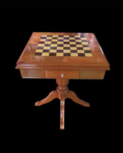 Mesa de ajedrez, fabricamos a pedido.