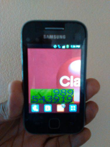 Samsung galaxy s5367 con tv digital claro