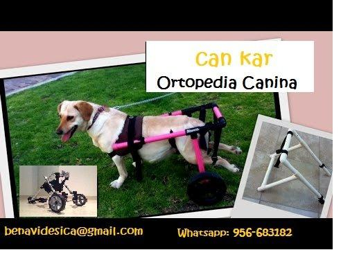 Silla de ruedas para perros y gatos