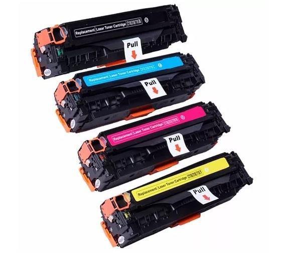 Toner para impresora hp laserjet cp2025, cp2025dn black