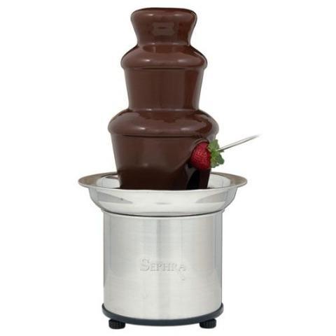 Venta y alquiler de fuentes de chocolate americana en lima
