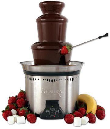 Venta y alquiler de fuentes de chocolate en lima