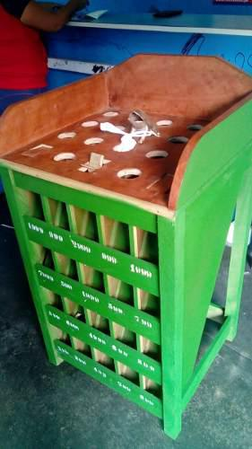 Juego de sapo madera con monedas envio a provincia