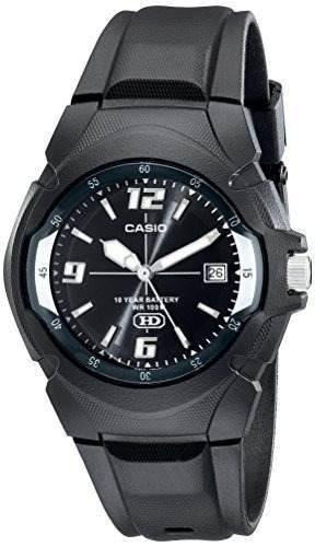 Reloj deportivo de bateria de 10 años mw600f-1av de casio p