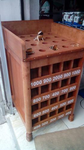 Sapo madera capirona a 699 carnasa soles envio a provincia