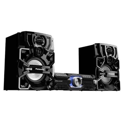 Equipo de sonido panasonic akx710 bluetooth 2000w 4gb