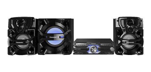 Equipo de sonido panasonic akx910 bluetooth 2200w 4gb