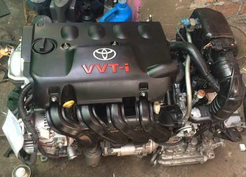 Motor 1nz 2nz toyota yaris probox