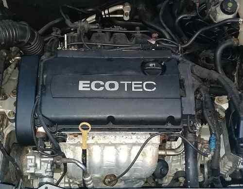 Motor chevrolet cruze 1.8 y caja completa vendo