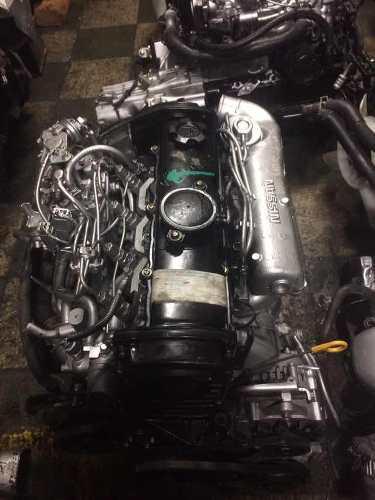 Motor nissan cd20