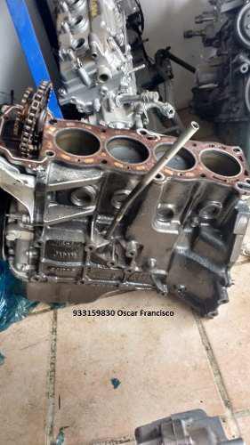 Motor nissan ga15 semiarmado, sin culata en poliza