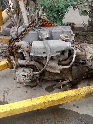 Motor nissan ld20