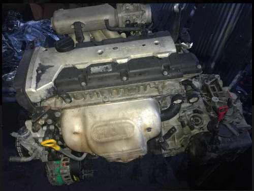 Motor y caja hyundai sonata/kia optima con papeles