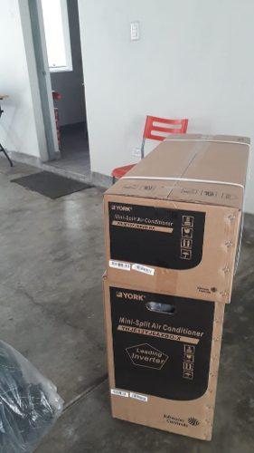 Aire acondicionado 12.000 btu/york r410a oferta