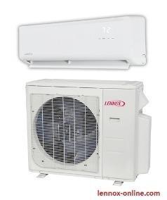 Aire acondicionado 12000 btu/h marca lennox frio y calor