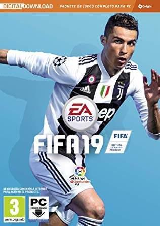 Fifa 19 estreno en español para pc digital