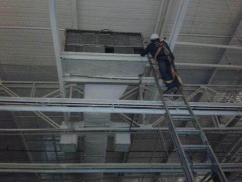 Mantenimientos equipos de aire acondicionado