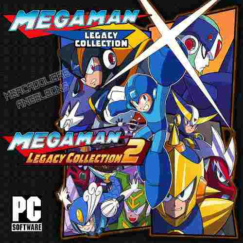 Mega man legacy collection bundle no steam version pc