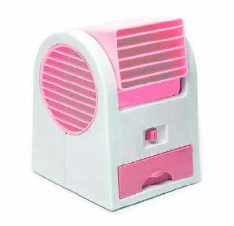 Ventilador aire acondicionado portatil usb en caja nuevos