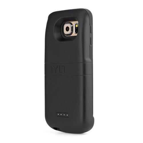 Power case galaxy s6 y s6 edge bateria 3400mah wireless tylt