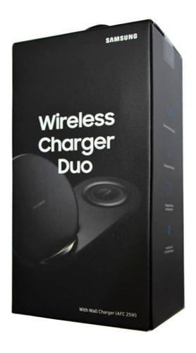 Samsung wireless charger duo @ galaxy s10 s9 s8 note 9 8