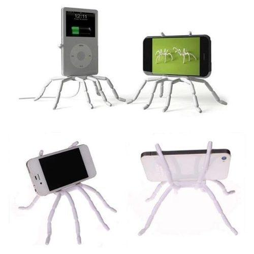 Spider podium soporte universal iphone 4 5 j6 j5 s6 lg htc