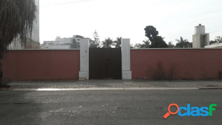 Venta de Terreno en Larco Herrera - 00632