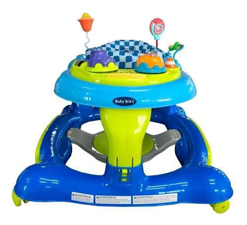 Andador saltarin 4 en 1 para bebe niña y niño nuevos