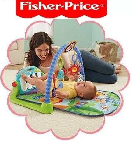 Fisher price gimnasio piano pataditas musicales