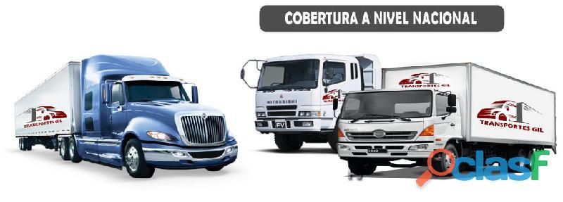 Transporte de carga en lima   a nivel nacional