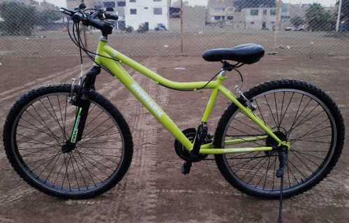 Bicicleta montañera - suspensión delantera - oferta!!