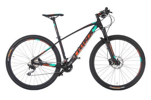Bicicleta montañera trinx x7 aro 29, shimano deore 20v