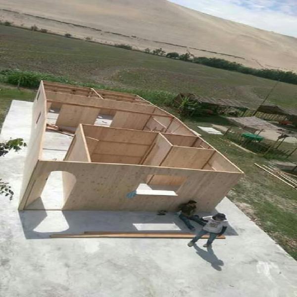 Casa Prefabricadas Madera Chollos Enero Clasf