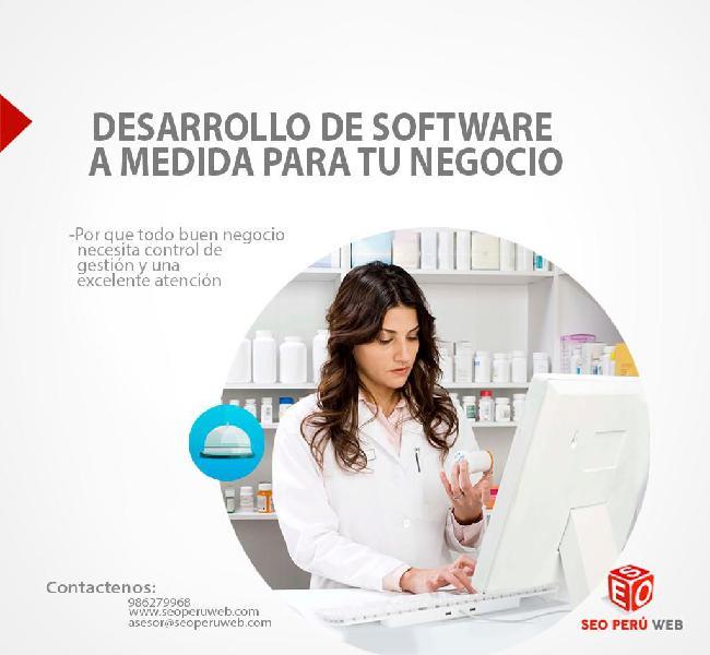 Desarrollo de software a medida sistemas y sistemas web