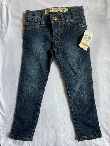 Jean guess niñas. talla 3,4,5. (ropa para niñas)