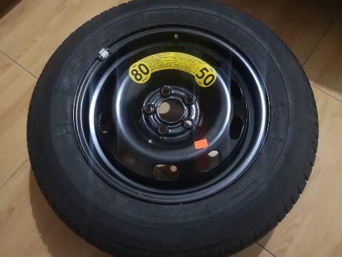 Llanta de repuesto volkswagen seat audi subaru