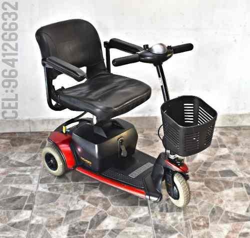 Remato silla de ruedas eléctrica scooter go-go elite