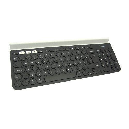 R| teclado bluetooth logitech k780 pc/teléfono/tablet