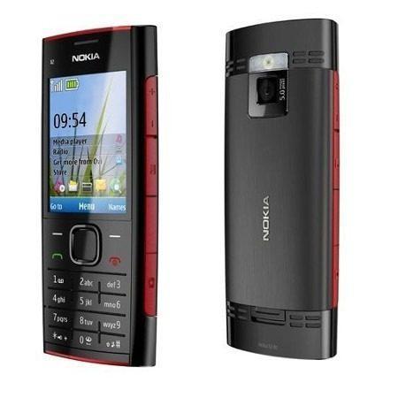 Nokia x2 00 celular basico nokia motorola lg sony samsung