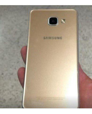 Samsung galaxy a5 2017 32gb ram 3gb dorado (con detalle)