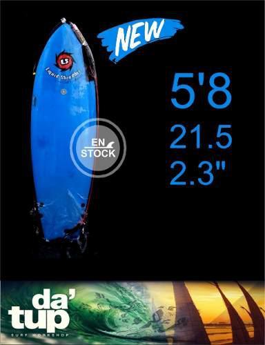 Tabla surf liquid shredder 5´8 nueva