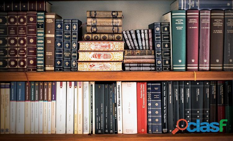 Compro toda clase de libros cel.963086739 sr.alexander $$$