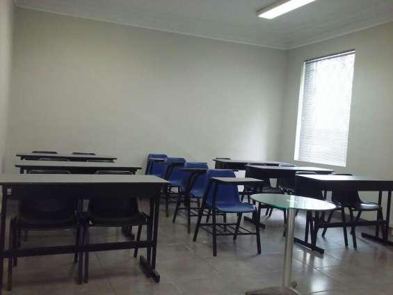 Espacios para capacitaciones y talleres en lima