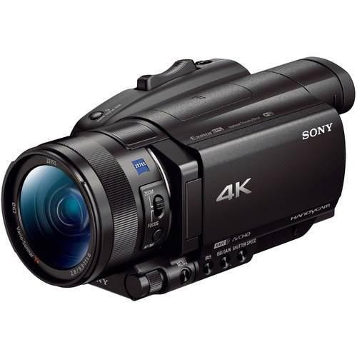 Sony fdr ax700 4k filmadora 100% nuevo