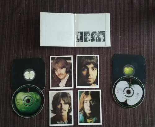 Album blanco the beatles white album original