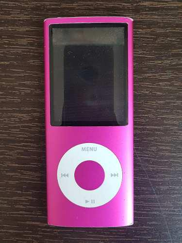 Apple ipod nano 4g rosa